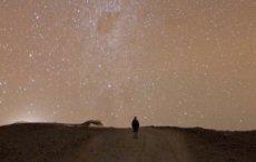 Walking beneath the Full Moon