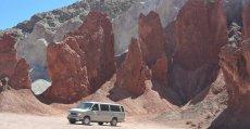 Desert Valleys