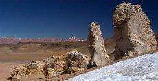 Pujsa Salt Flat & Pakana Monks