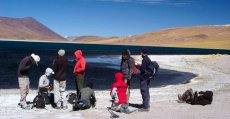 Salar de Aguas Calientes e Tuyajto