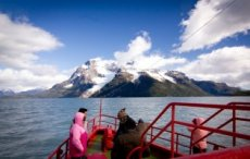 Navegación Glaciares