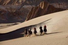 De la Chula Dunes Horseback Riding