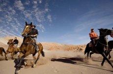 Las Cornisas Horseback Riding