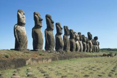 Biking Tongariki: A ride to the Fifteen Moai (Terevaka Program)