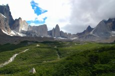 Trekking Valle Francés