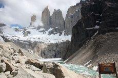 Trekking Base Torres