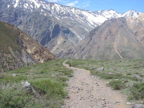 Trekking Parque Nacional El Morado