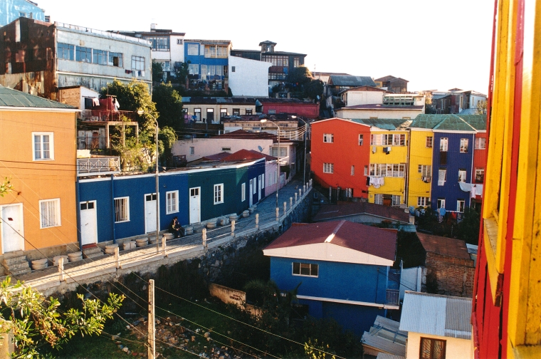 Santiago, Valparaíso and The Wine Route