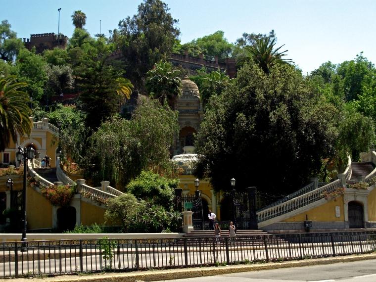 Conhecendo Santiago e Valparaíso