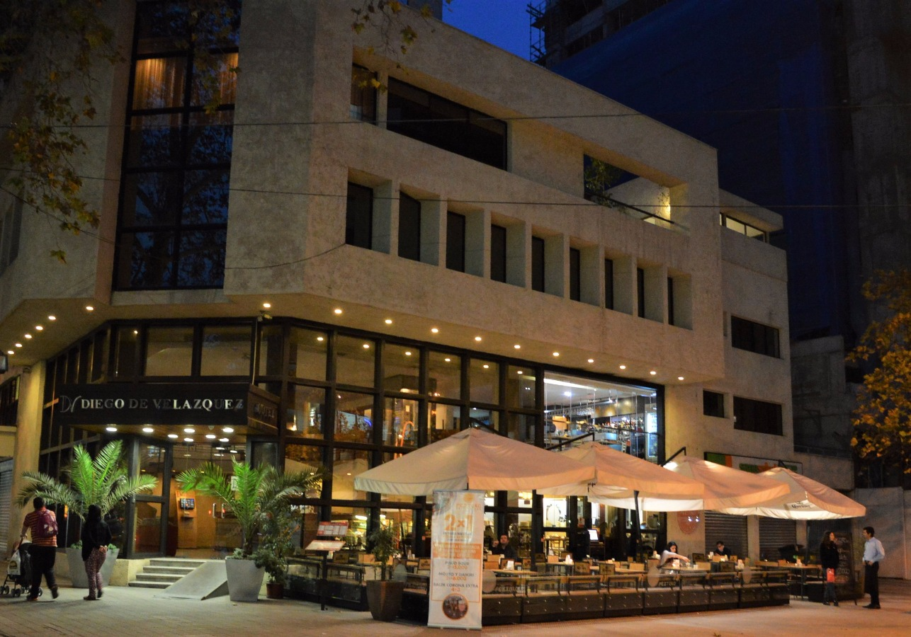 Hotel Diego de Velázquez