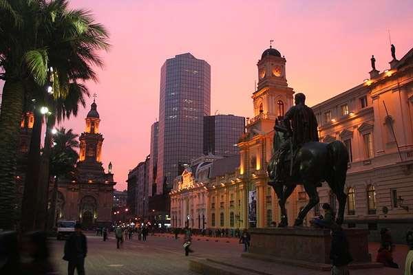 Santiago, Wine, Ski and Valparaíso