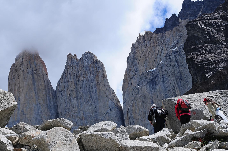 Aventuras en Torres del Paine