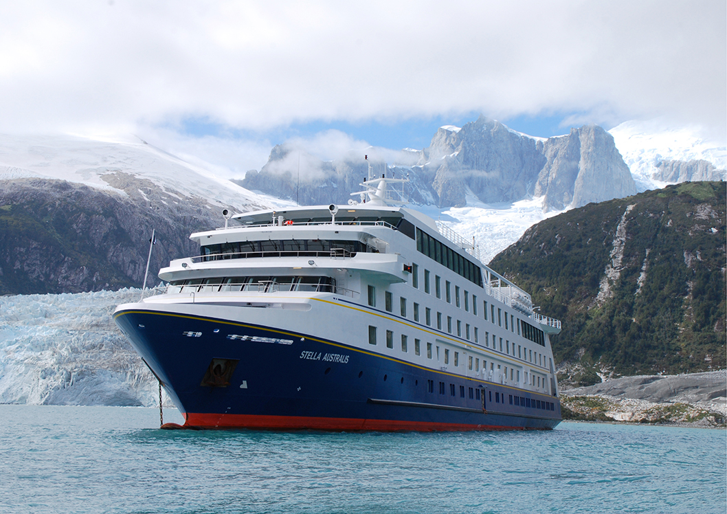 Torres del Paine, Perito Moreno, Ushuaia and Cruise