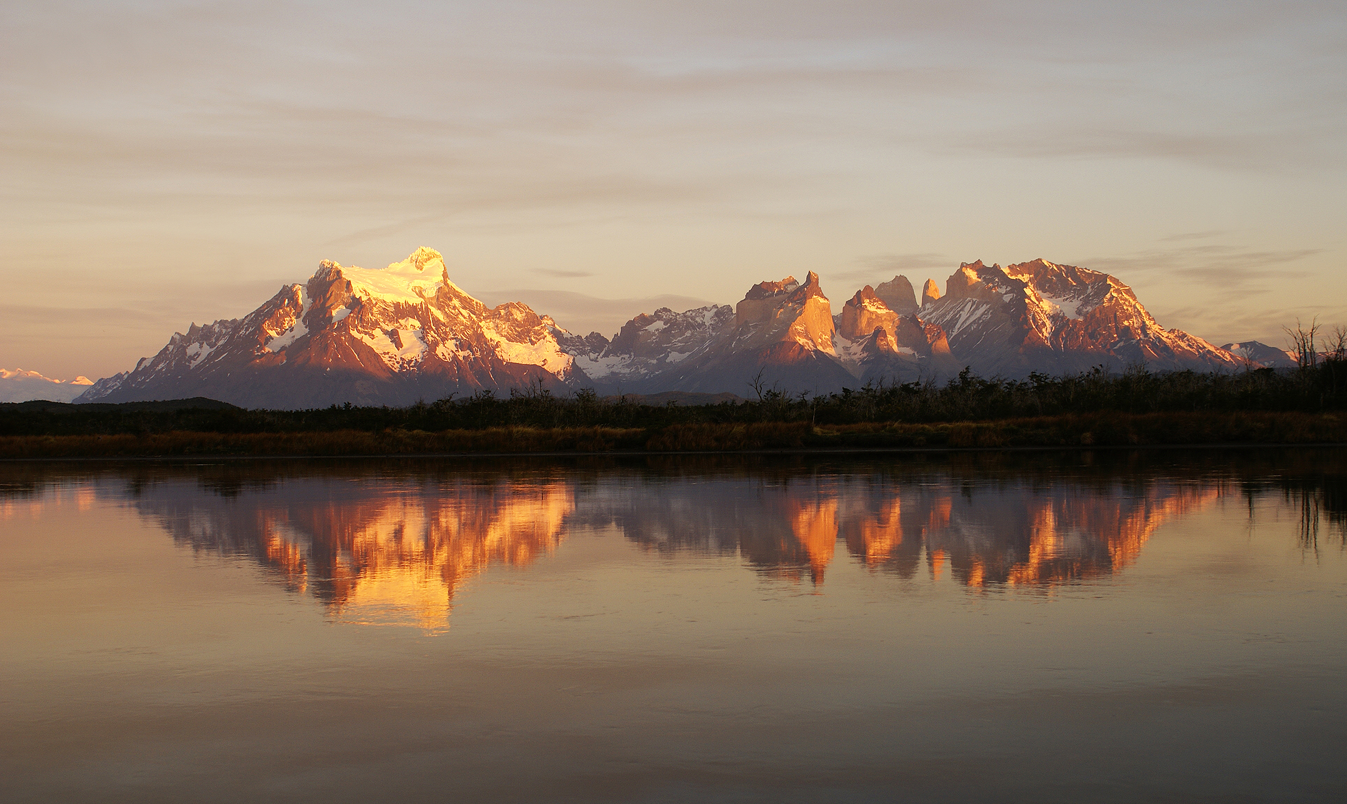 Santiago, San Rafael Lagoon and Torres del Paine