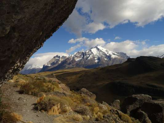 Trekking to Torres del Paine Base