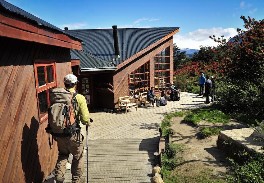 W Trekking Torres del Paine National Park