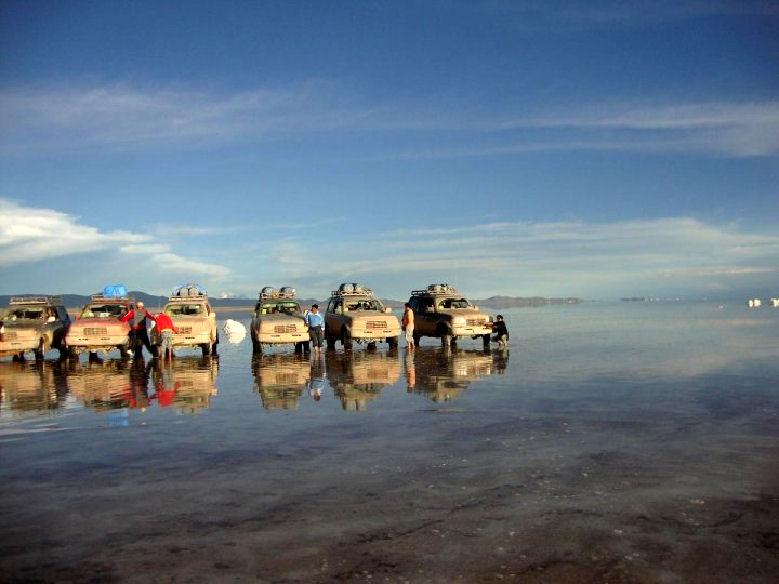 Tours De Uyuni A San Pedro De Atacama