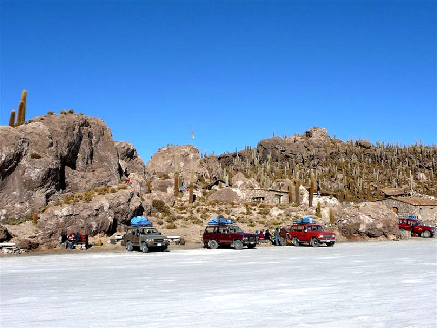 San Pedro de Atacama and Uyuni Salt flat