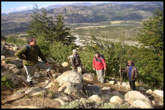 Full Trekking Cerro Castillo National Reserve
