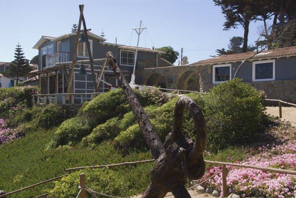 Santiago - Isla Negra - Casa de Pablo Neruda