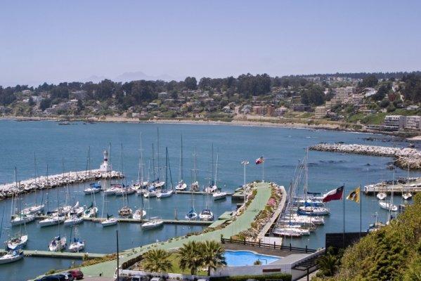 Disfruta el Puerto de Valparaíso y Viña del Mar
