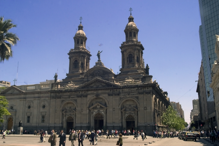 Santiago City Tour
