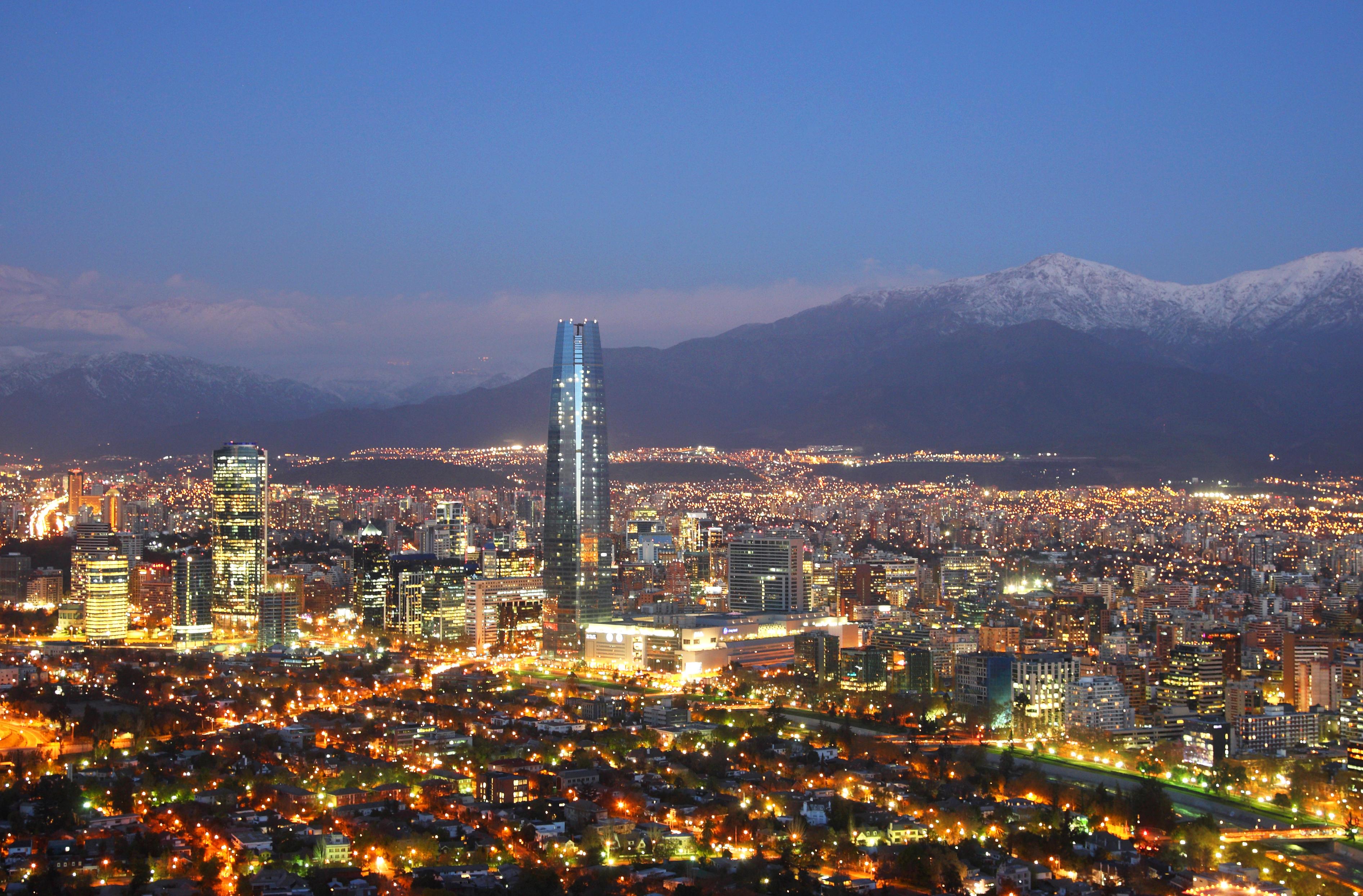 Fotos y videos de city tour santiago de chile 4 horas for Marmolerias en santiago de chile