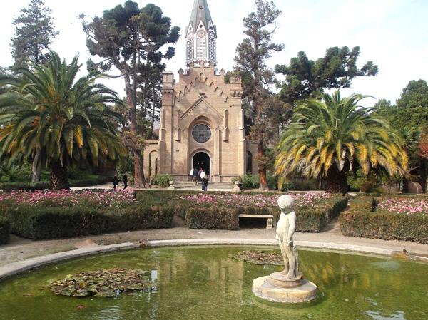 Tour Viña Santa Rita