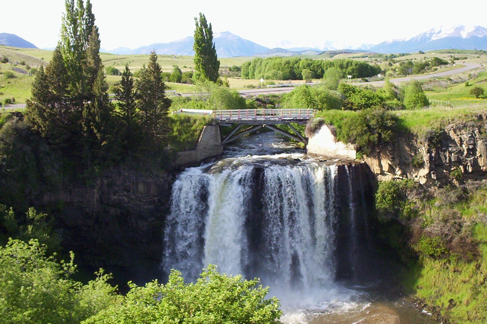 Flash Laguna San Rafael