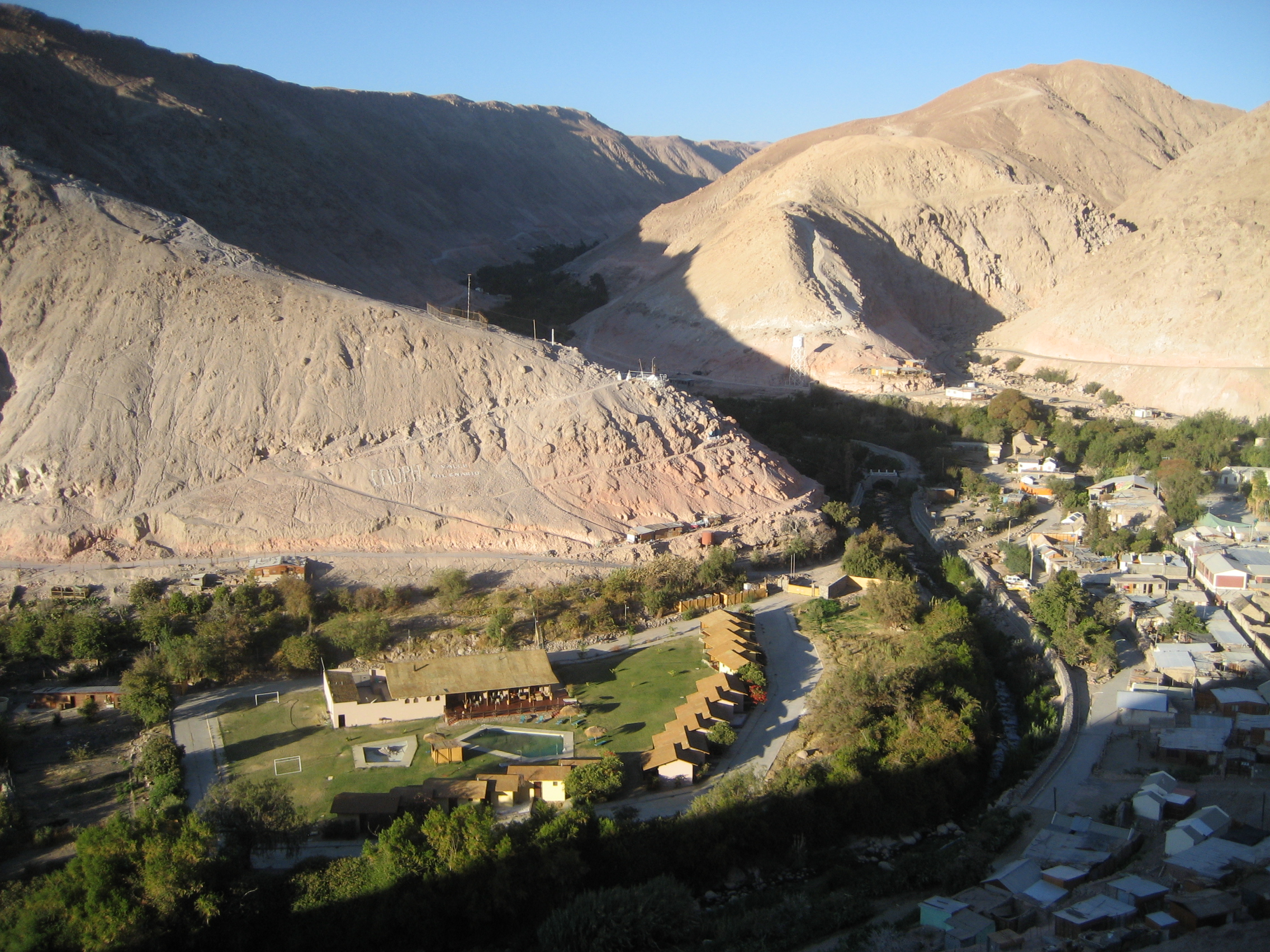 La Ruta Altiplánica