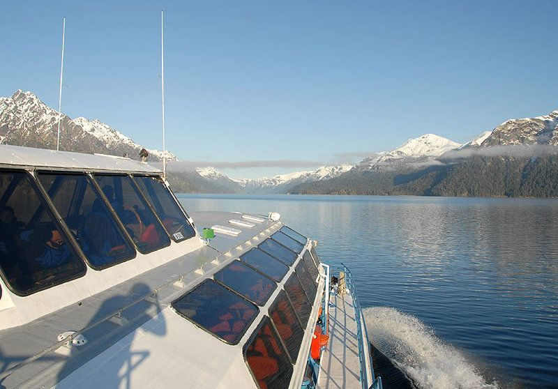 Andean Crossing in one Day from Bariloche