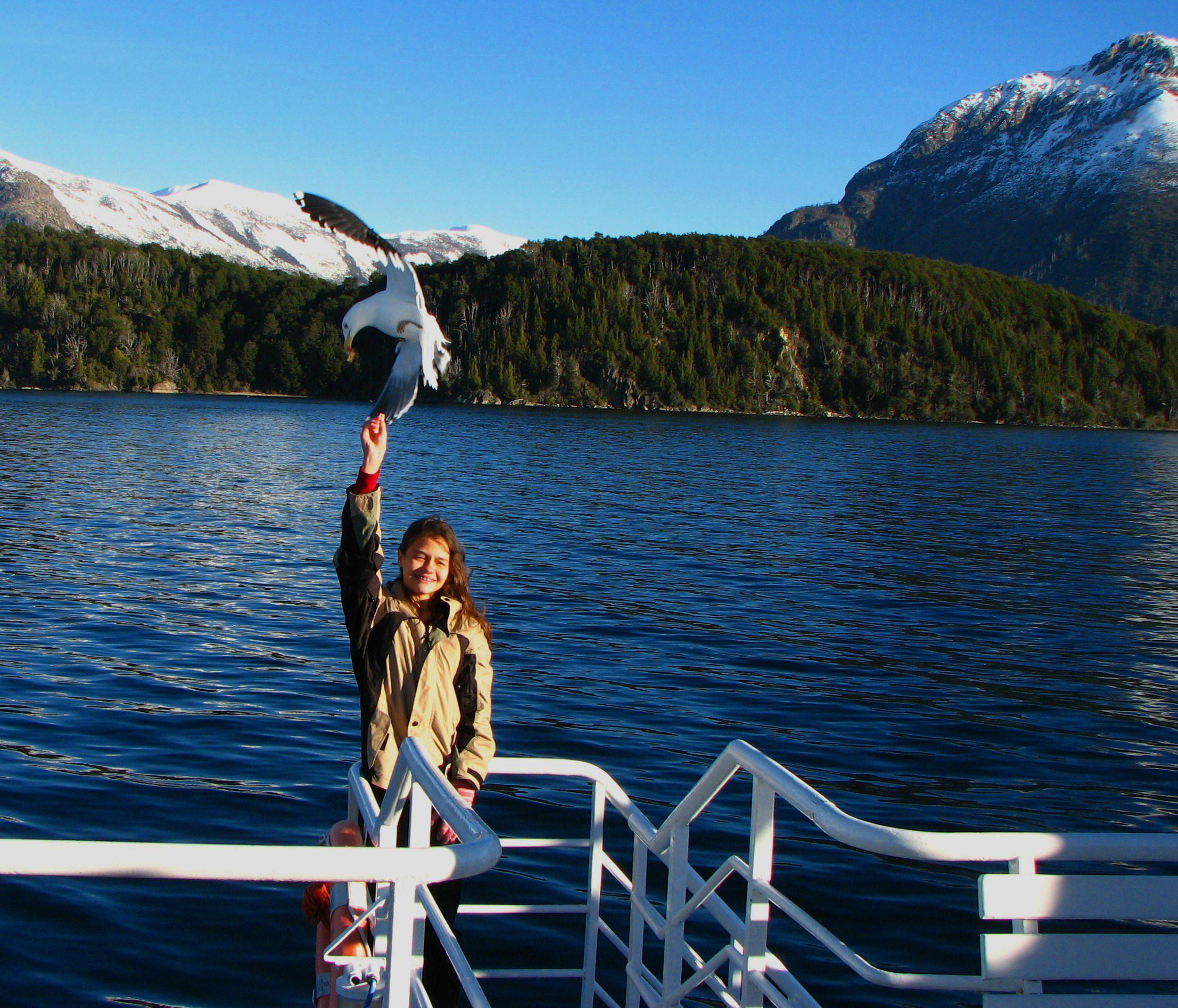 Roundtrip Andean Crossing to Bariloche
