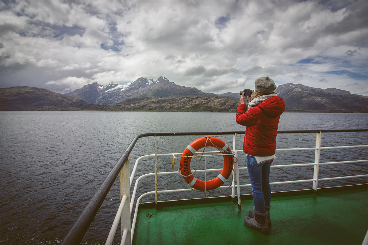 Navimag Ferry / Puerto Natales - Puerto Montt