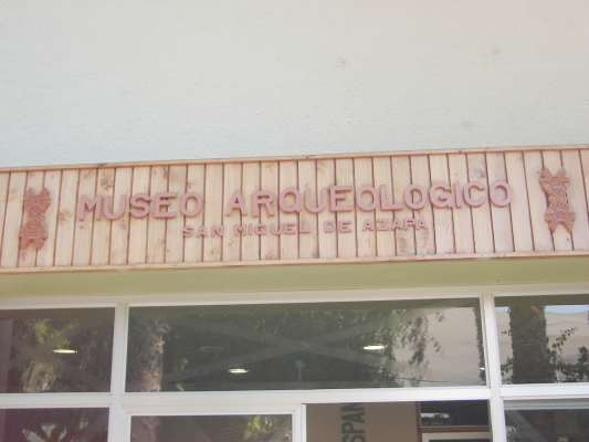 Arica y Museo San Miguel de Azapa