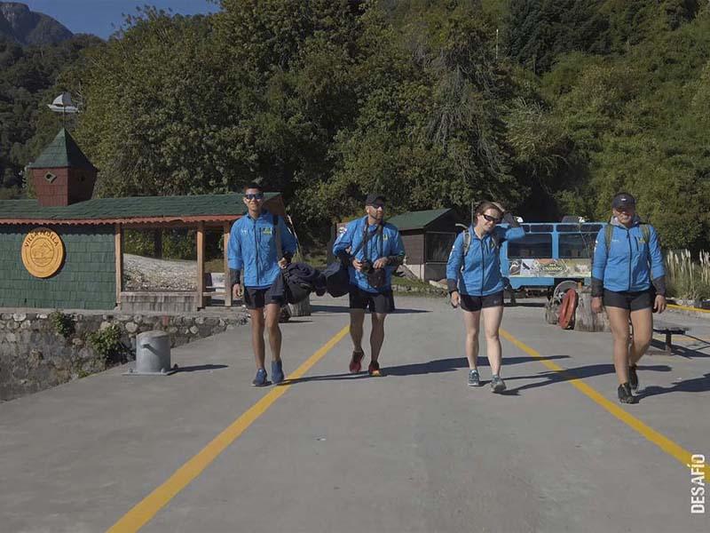 Villa Peulla Trail