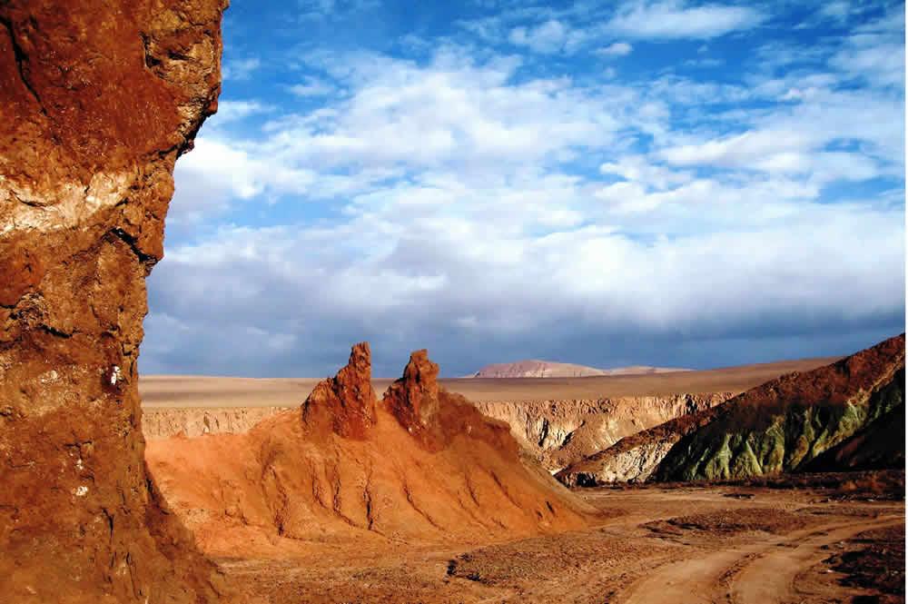 Vale do Arcoiris e Petroglifos de Yerbas Buenas