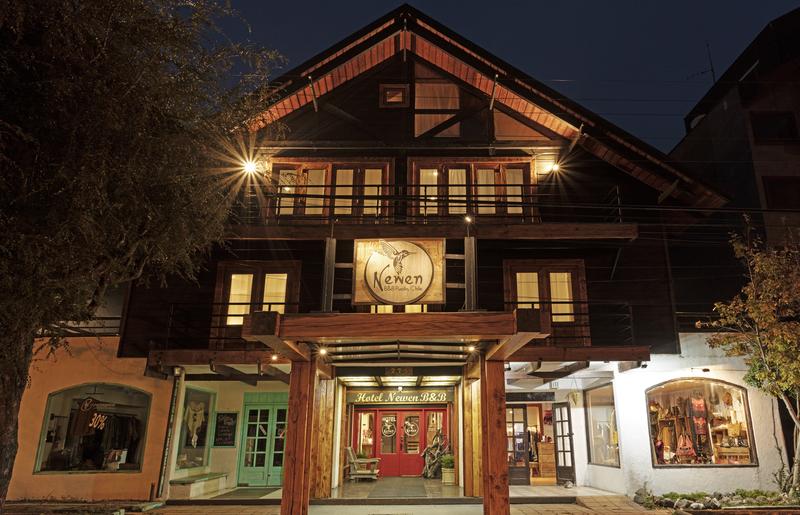 Octubre Romántico Full Relax en Hotel Newen para Chilenos