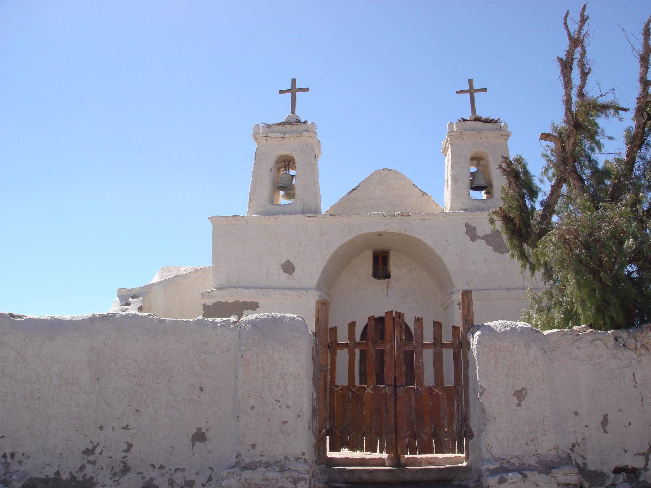 Atacama Villages: Chiu Chiu and Lasana
