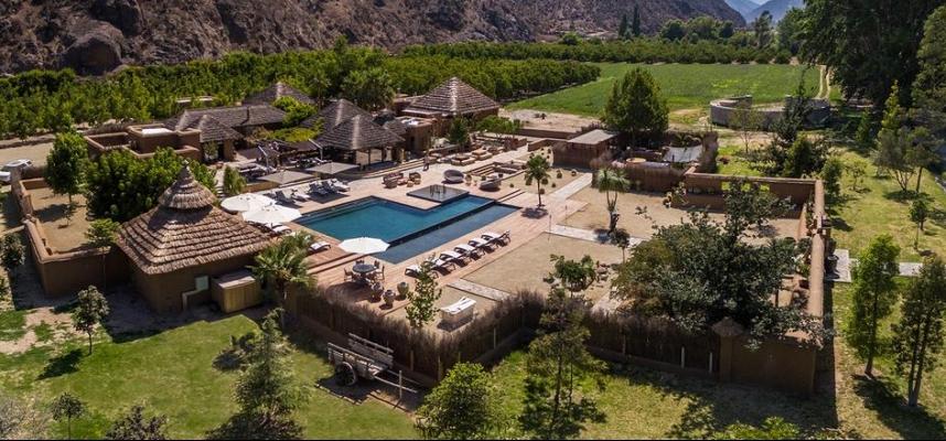 Escapada al Valle de Elqui - CasaMolle Villa & Golf