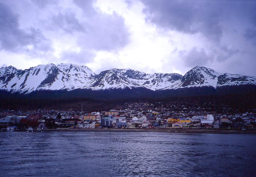 Torres del Paine, Perito Moreno and Ushuaia
