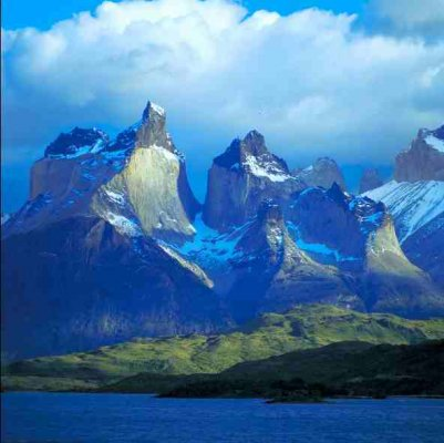 Torres del Paine Throughout the Year