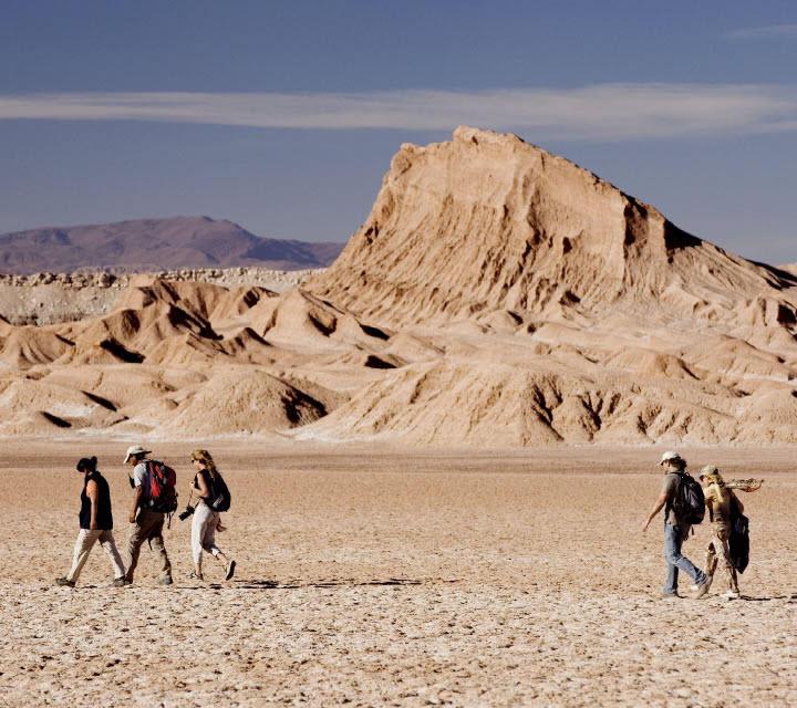 Luxo e Aventura em San Pedro de Atacama no Hotel Explora Atacama