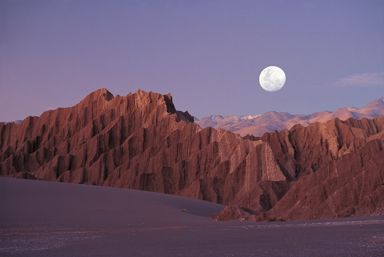 Moon Valley and Death Valley