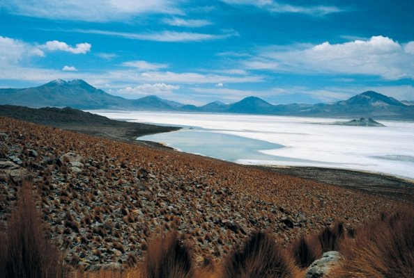 Atacama Salt Flat and Toconao