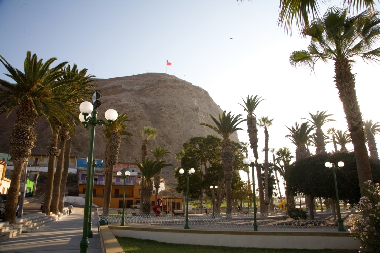 Arica City Tour