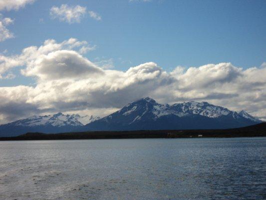 Glaciares Balmaceda e Serrano