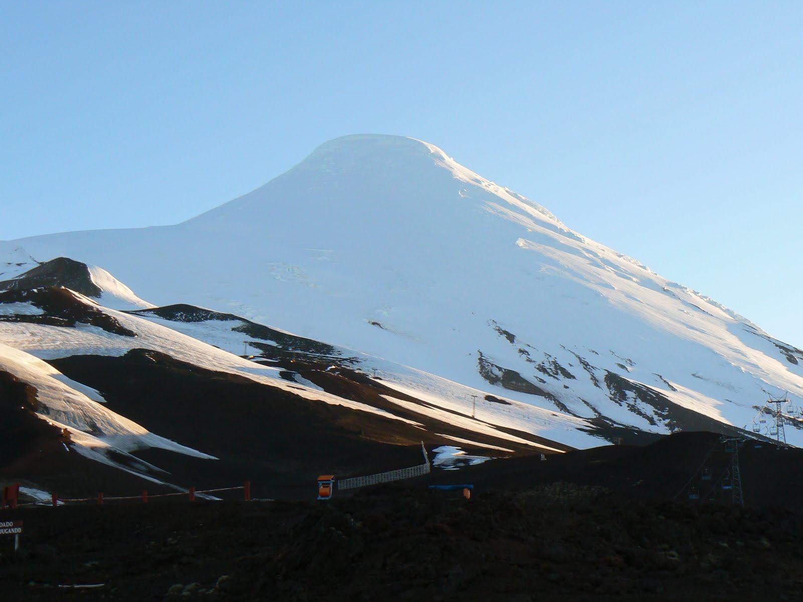 Excursão ao Vulcão Osorno