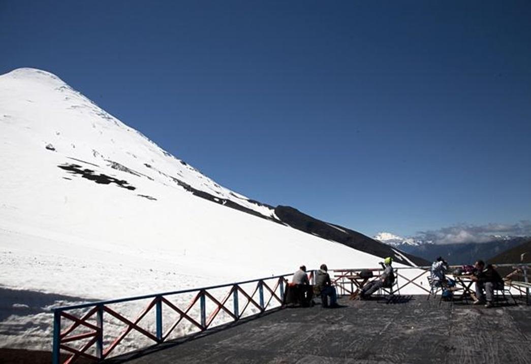 Excursion to Osorno Volcano
