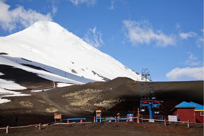 Excursión Saltos del Petrohué y Volcán Osorno