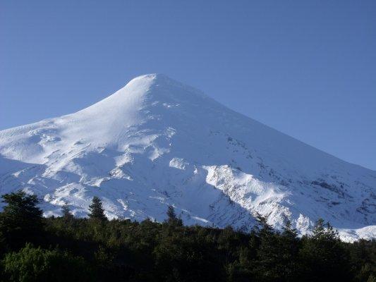 Excursão Queda de Água do Rio Petrohué e Vulcão Osorno